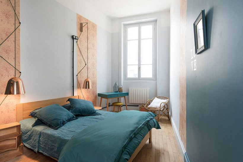 15 Small Guest Room idéer med Space-Savvy godhet