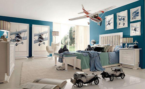 Mágicas para niños dormitorios que inspirará su renovación