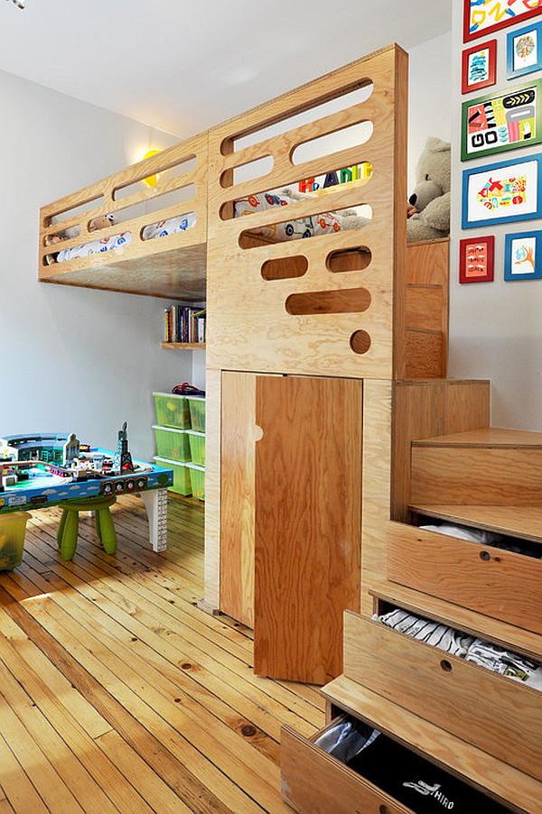 por encargo muebles modernos dormitorio niños