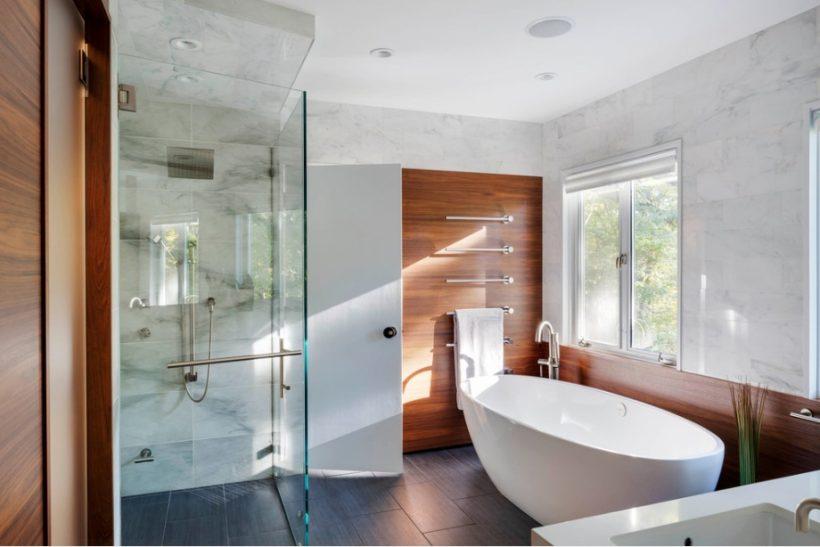 Wie Sie Ihr Eigenes Badezimmer Im Japanischen Stil Erstellen
