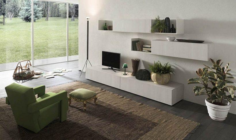 Kaunis ja ergonominen olohuoneen päivä järjestelmä Alf