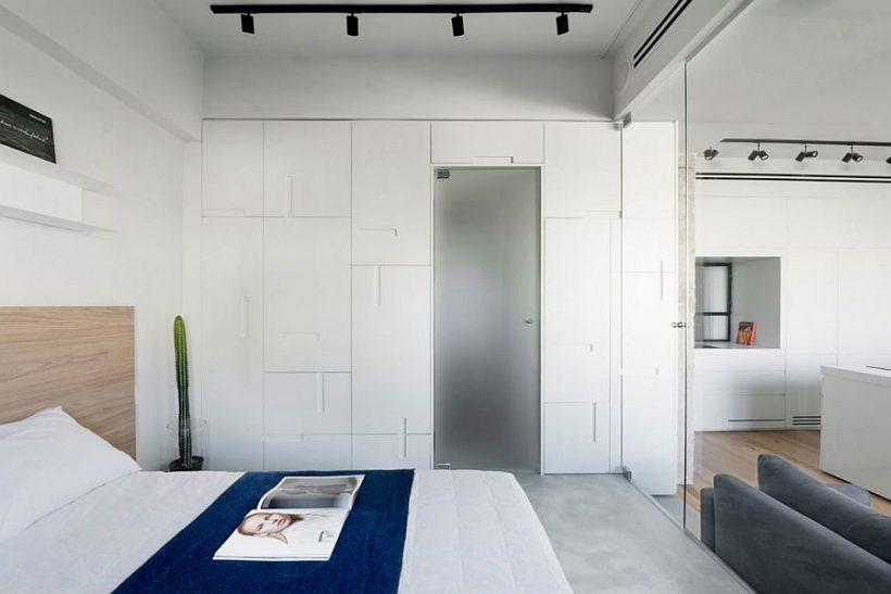 Custom kapid magamistoas annavad seda šikk kaasaegne välimus