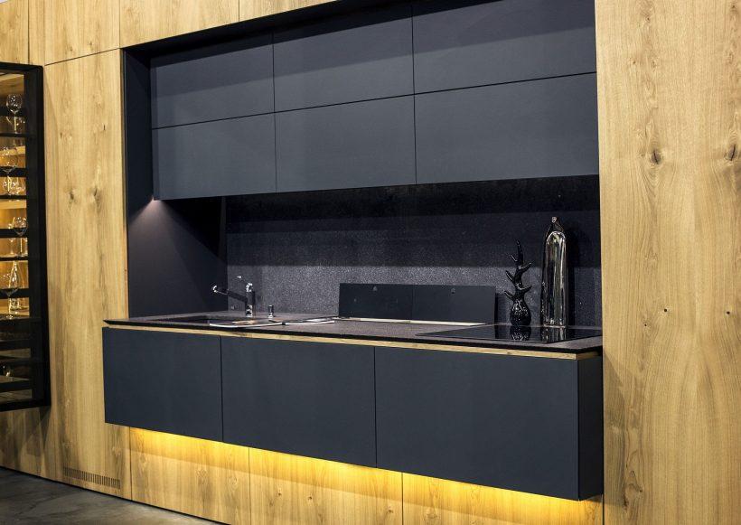 Marker de mest fantastiske arkitektoniske trekk ved kjøkkenet med LED-stripe lys