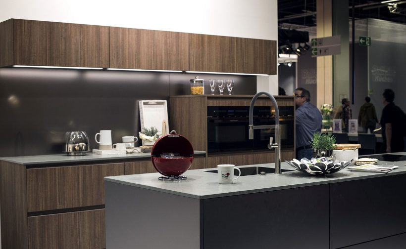 Decorare con luci di striscia led: cucine con radiance energy