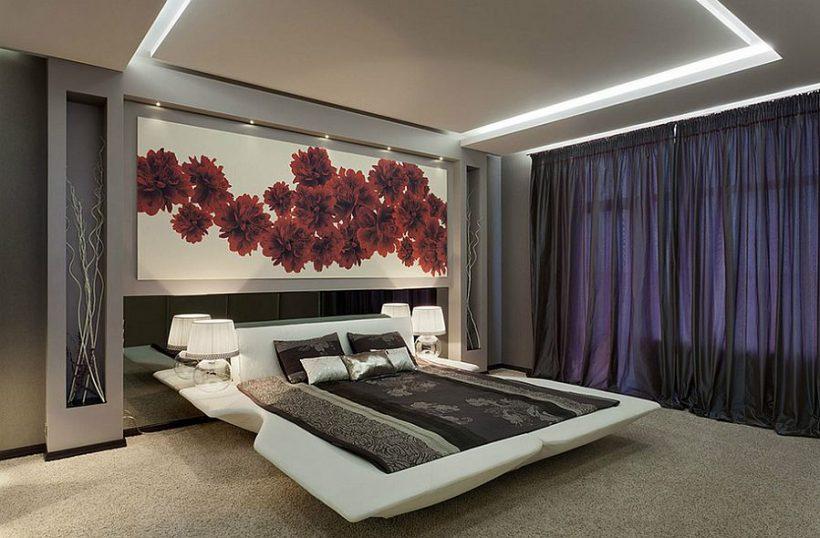 Kam vajadzīga naktsgaldiņi ar gultu, kā šis