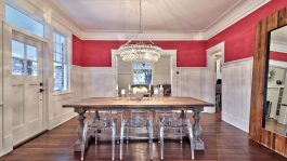 classic-craftsman-red-dining-room