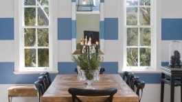 dining-room-wall-striped