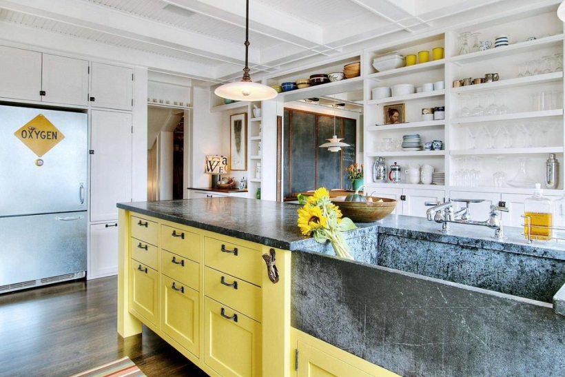 Las encimeras de esteatita para inspirar a su diseño de la cocina