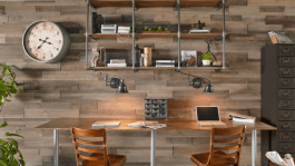 floating-shelves-decorating-a-home-office-walls