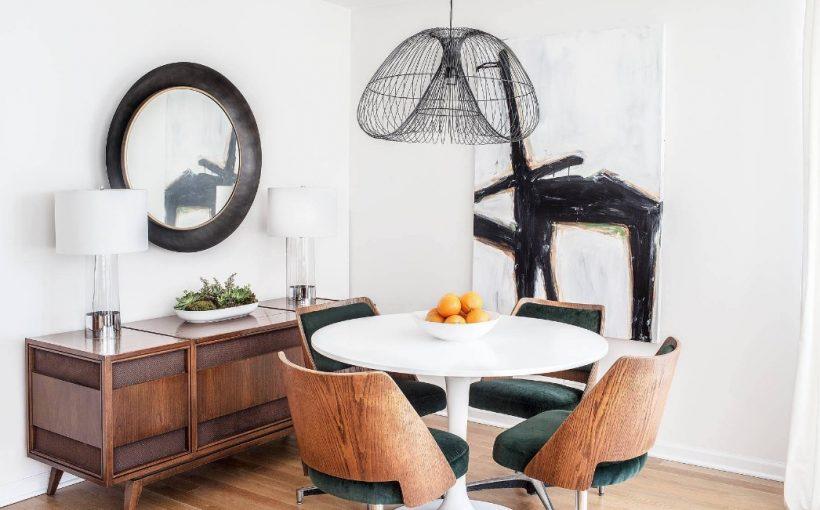Como projetar um espaço de jantar pequeno