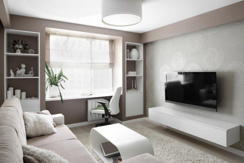 ideas de paleta de colores para sala de estar Pequeas Ideas Sala De Estar A Aprovechar Al Mximo Su