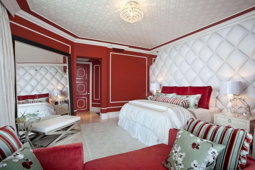 Red Bedroom Tips en adviezen