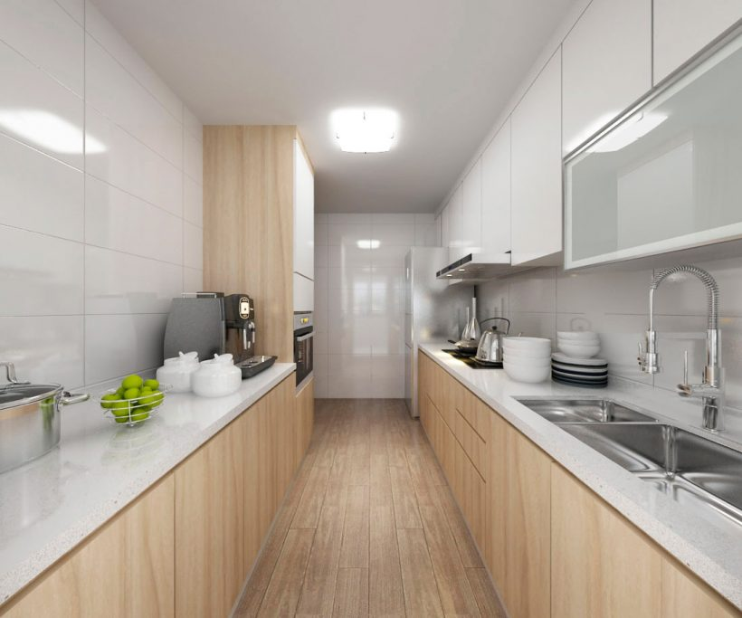 Best Kitchen Layout Design for hjemmet ditt