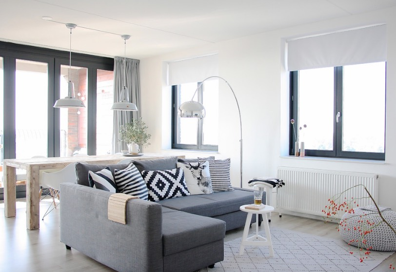 Appartement Decorating Ideas from Scratch En op een begroting