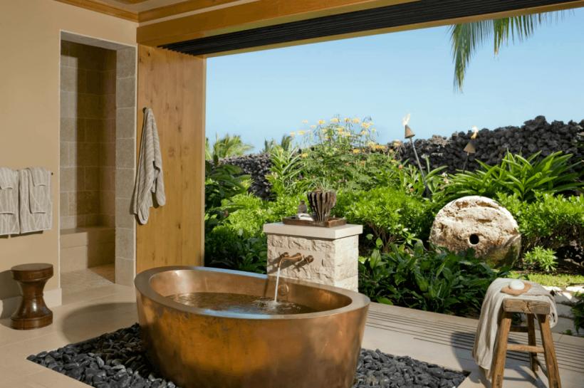 Chaudes Idées de fixation métallique illumineront votre salle de bain
