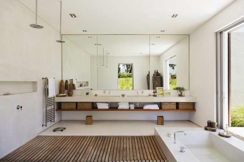 7 tips voor een ontspannen Feng Shui Bathroom Retreat