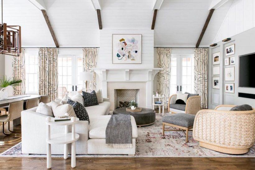 Patarimai, kaip pagražinti bet kurį kambarį jūsų namuose