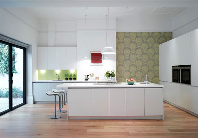 Easy Kitchen Wall dekorere ideer
