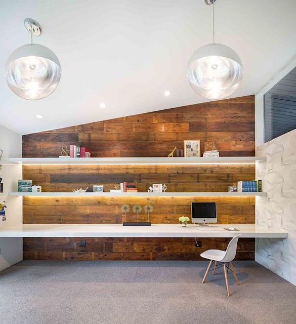 Contemporary scintilatorii Office Home Idei