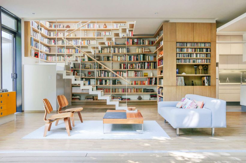 Vivere camere di design Idee per Book Lovers