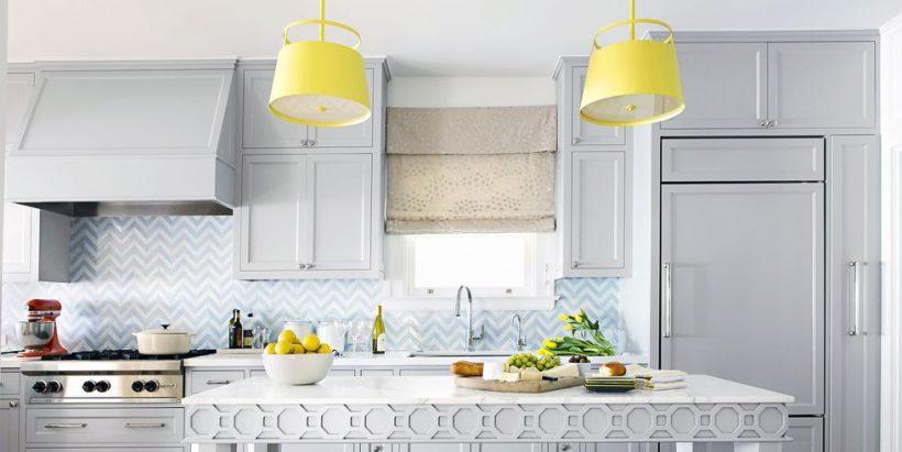 Kolorowe farby do kuchni pomysły, aby pomóc Ci rozjaśnić swój dom