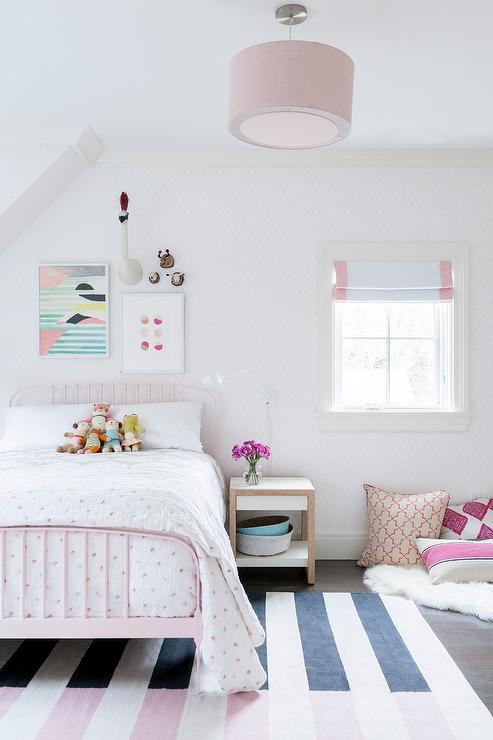 Úžasné Ložnice Nápady pro malé slečny